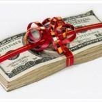 деньги-подарок