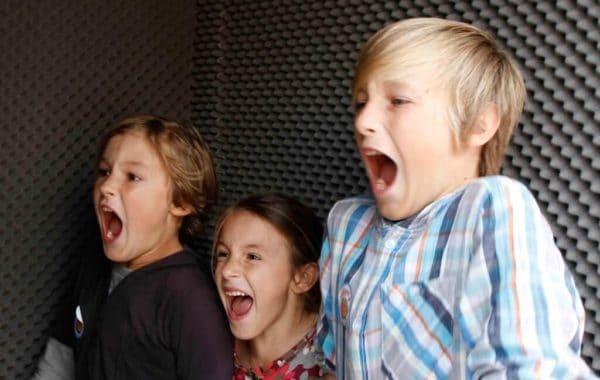 Общение с детьми во время развода
