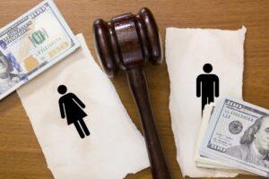 Личные задолженности одного из супругов