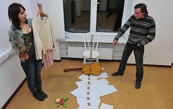 Деление квартиры при разводе