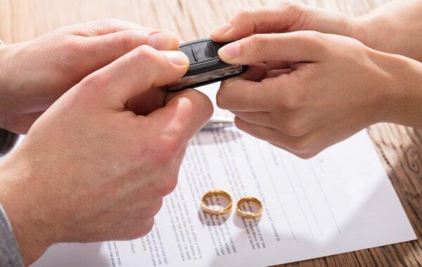 Как разделить автомобиль после развода