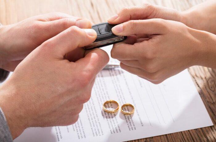 Як розділити автомобіль після розлучення