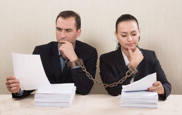 Поділ бізнесу при розлученні подружжя