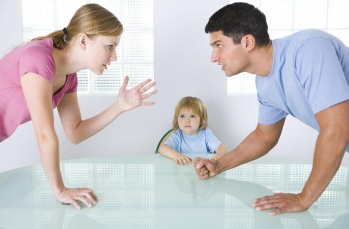 Права отца и матери на ребенка после развода, права ребенка при разводе родителей