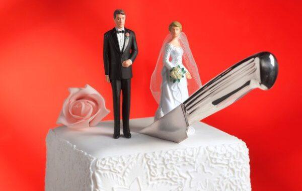 6 причин, объясняющих большой процент разводов