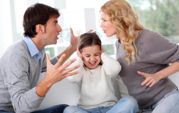 Права батька і матері на дитину після розлучення, права дитини при розлученні батьків