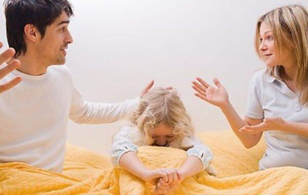 10 причин оставаться вместе ради детей