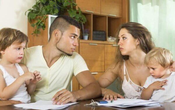 Как развестись с женой, если есть несовершеннолетние дети?